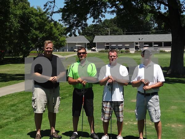 Dennis Detmering, Brian Pingel, Criag Miller, Eddie Jacobson