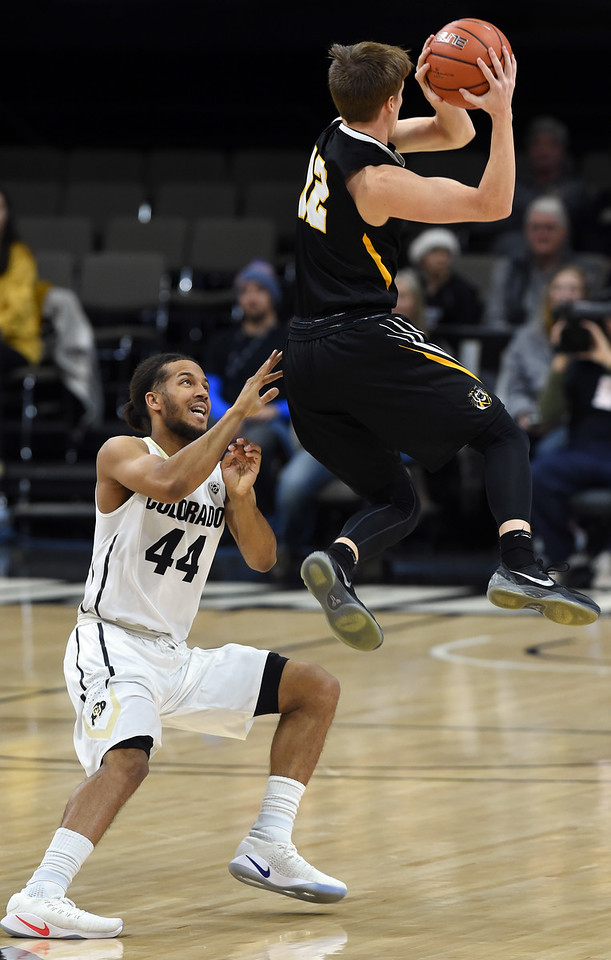 Colorado Fort Hays NCAA Men's Basketball
