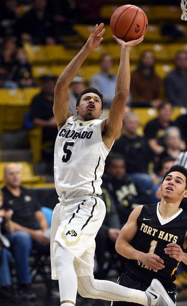 Colorado Fort Hays NCAA Men's Basketball
