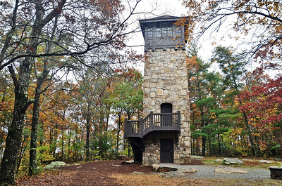 Restored Fire Tower