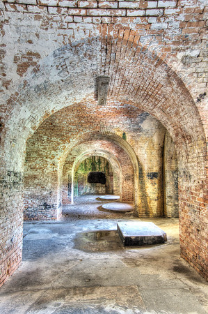 Fort Pickens, Florida