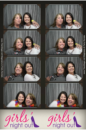 Fort Rucker Girls Night Out 2014