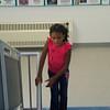 Tenia's classroom is on the 2nd floor.
