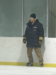 Brad Yesno was referee.