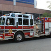 Fort Lee Engine 2 2000 Spartan Saulsbury 1750gpm 750gwt 50gft