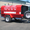 Fort Lee Mobile Air 1 2004 Scott Trailer (now on loan to Woodcliff Lake)