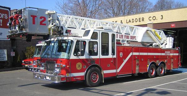 Fort Lee T2 1994 Simon Duplex LTI 102ft rmt