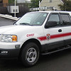 Fort Lee Chief 2004 Ford Expedition (now painted maroon as Duty Officer)