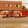 Fort Lee E2 1971 Mack & FL-R 1974 Howe Saulsbury