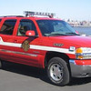 Fort Lee Duty Officer 2000 GMC Yukon (ps) (now painted white as FP15)