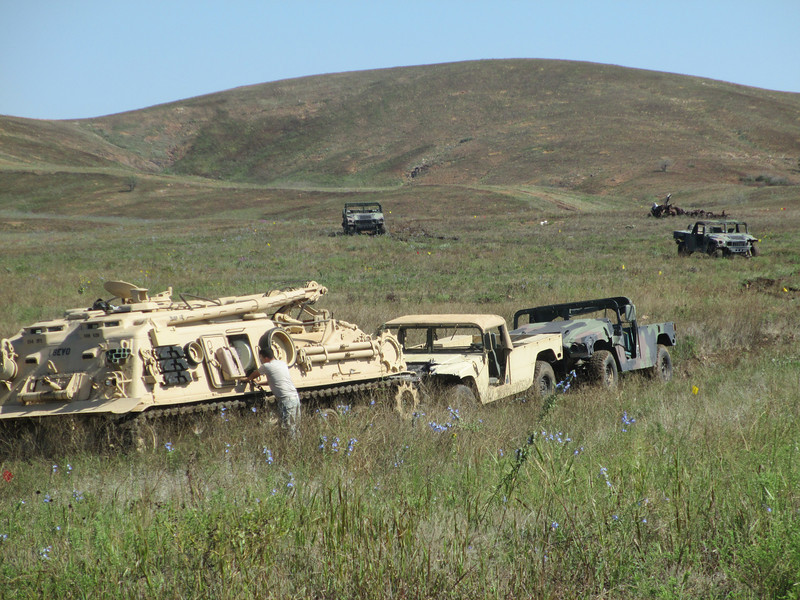 West range target insertion