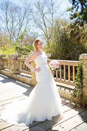 Heather Bridal Portraits
