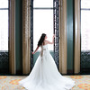 """Jessica's bridal portrait session at the Fort Worth Club in downtown Fort Worth, TX. To view more of my work visit my website - <a href=""""http://www.monica-salazar.com"""">http://www.monica-salazar.com</a> <br /> To contact us you can email us at monicasalazarphoto@gmail.com or call 972.746.3557."""