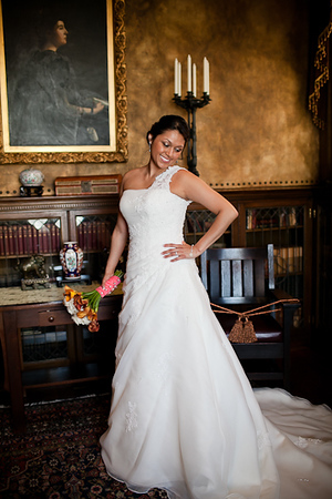 Thistle Hill Mansion Bridals