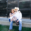 "Teresa and Morgan's engagement session photos at the Fort Worth Stockyards Station by Fort Worth wedding photographer. To view more of my work visit my website - <a href=""http://www.monica-salazar.com"">http://www.monica-salazar.com</a> <br /> To contact us you can email us at monicasalazarphoto@gmail.com or call 972.746.3557."
