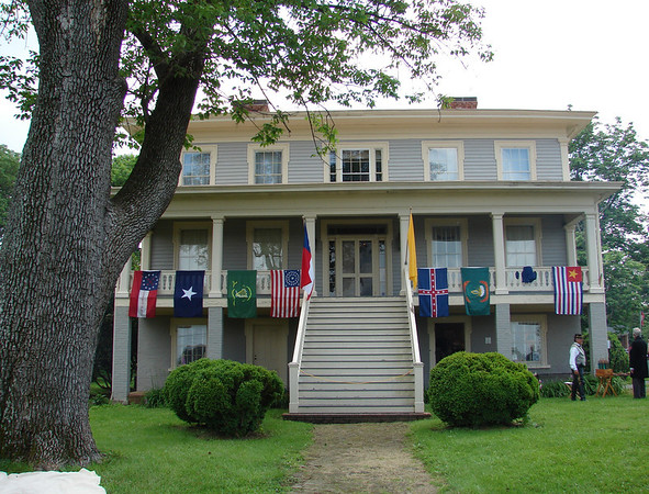 Civil War Exchange Museum in Gordonsville VA.  Great medical history museum by day, ghost museum by night!