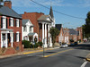 Quaint Main Street in Orange, VA - shops, restaurants, art galleries and an inn!