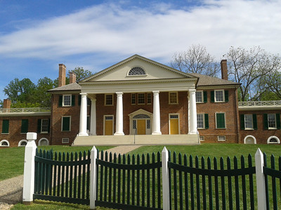 James Madison's Montpelier.
