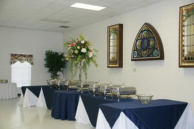 Fortner & Potts Wedding