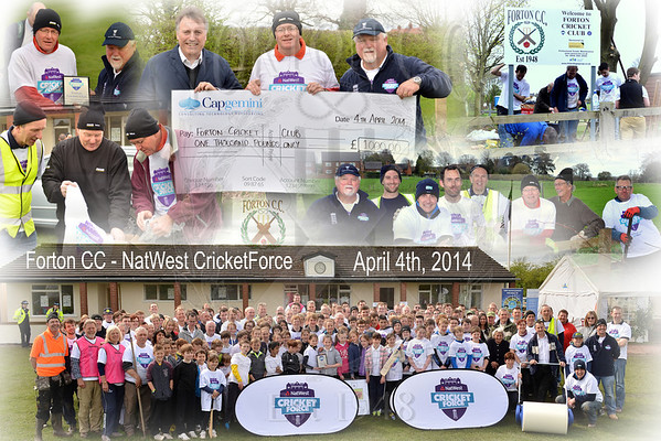 NatWest CricketForce Day - April 4th 2014