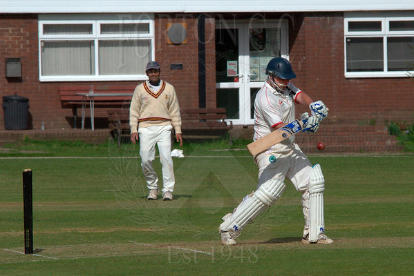 Away vs Market Drayton 1st XI - Saturday, 16th May 2015