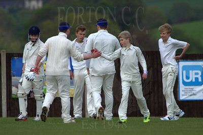 Friendly Game - Away vs Blythe CC - Sunday 10th May 2015