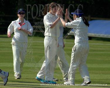Home vs Millford Ladies