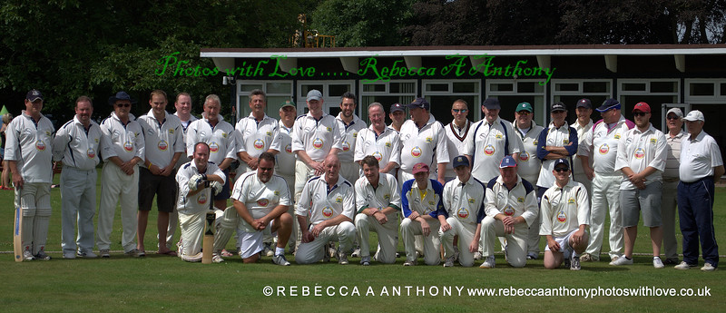 Mark (Wurzel) Heathcote Memorial Cricket Match  2014