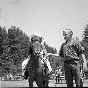 Fortuna Rodeo — July 1964