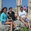Nice family from Nepal. Ekanath is working for Habitat for Humanity in Manila