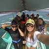 One hour ride by banca (local boat) from Nasugbu to Fortune Island