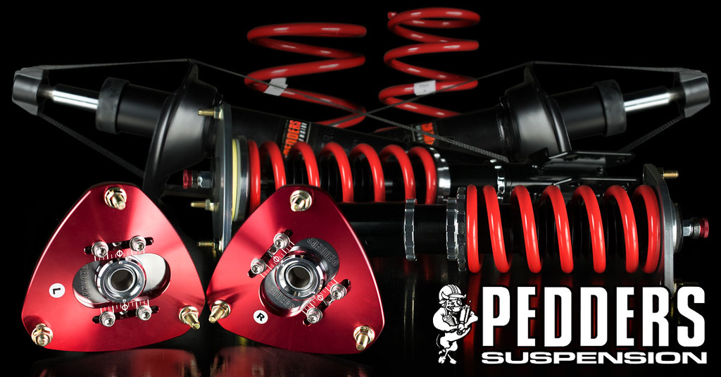 Pedders Suspension Now Available At RallySport Direct - NASIOC