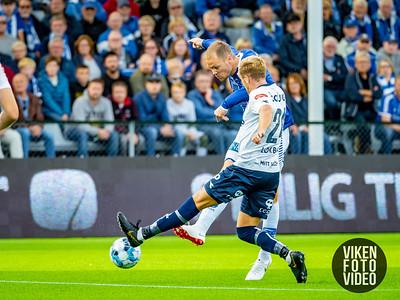 Sarpsborg 08s Matti Lund Nielsen. Foto: Thomas Andersen