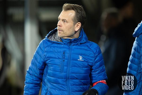 i kampen mellom Sarpsborg 08 og Rosenborg. Foto: Thomas Andersen