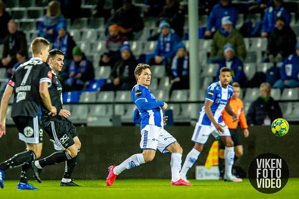 Sarpsborg 08s Jørgen Horn i kampen mellom Sarpsborg 08 og Rosenborg. Foto: Thomas Andersen