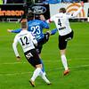 #12 Daniel Björnquist, #4 Magnus Wikström