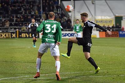 #14 Michael Almebäck, #31 Pär Ericsson
