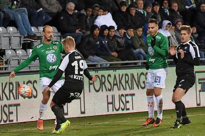 #19 Sebastian Ring, #31 Pär Ericsson