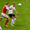 #23 Maic Sema, #12 Daniel Björnquist