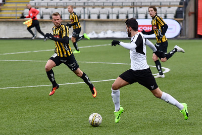 ÖSK - BK Häcken - Svenska cupen 2017