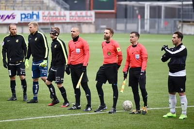 #25 Nordin Gerzic, Domare: Johan Hamlin, Ass. domare Joakim Amri Nilsson & Daniel Gustavsson