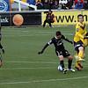 Mjällby - Örebro SK 7 april 2012<br /> Resultat 0-0