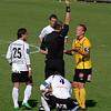 Mjällby-Örebro SK 26 juni 2011 resultat 2-1<br /> Marcus Ekenberg slår Magnus Wikström blodig med sin armbåge