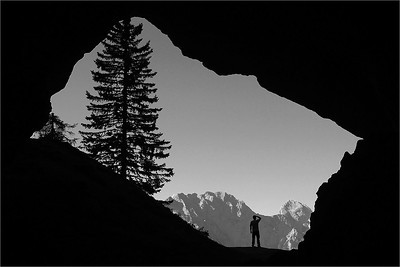 Potočka cave, Olševa massif