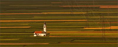 Slovenian patchwork