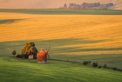 Moravian windmill