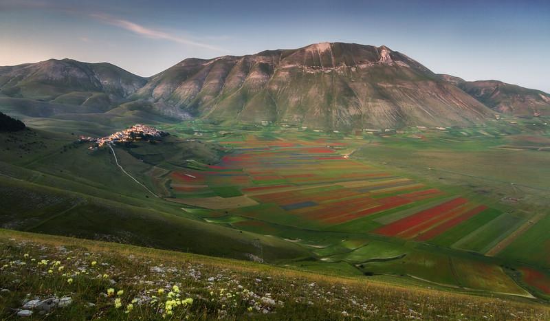 Monte Vettore & Castellucio