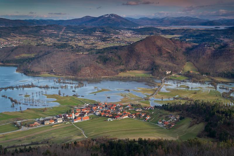 Slovenian Lake District