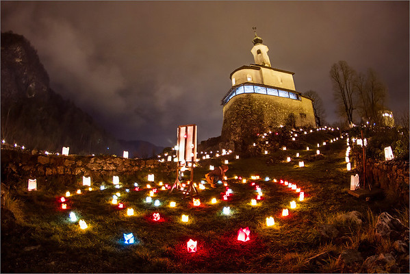 Christmas time in Kamnik