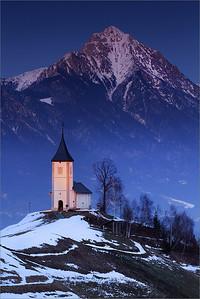 Jamnik - St. Primus church